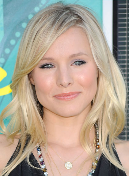 Kristen Bell at 2009 Teen Choice Awards
