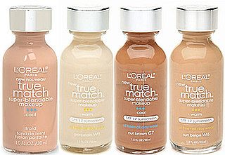 Doing Drugstore: L'Oreal True Match Liquid Makeup