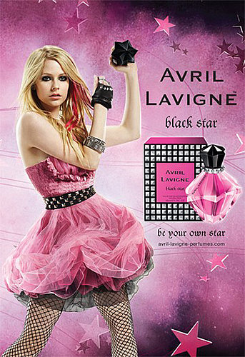 Avril Lavigne Black Star Interview