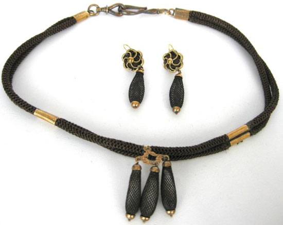 Hair Jewelry Set