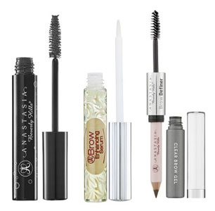 Anastasia Brow Definer, Brow Enhancing Serum, and Lash Lifting Mascara Sweepstakes Rules 9/1
