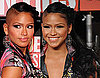 Cassie at the 2009 MTV VMAs