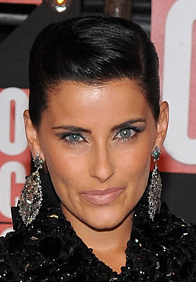 Nelly Furtado at the 2009 MTV VMAs 2009-09-13 19:15:04