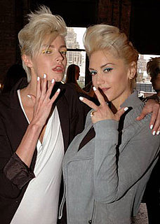 A Few Beauty Tidbits From Gwen Stefani at 2010 Spring Fashion Week