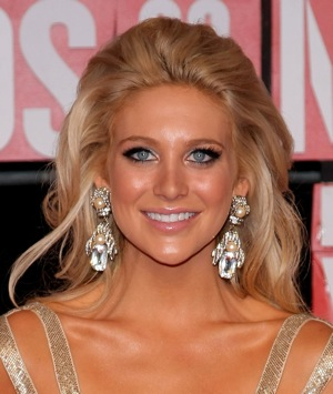 Photos of Stephanie Pratt at the 2009 MTV Video Music Awards 2009-09-13 17:24:04