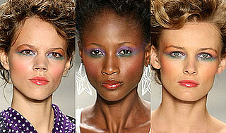 Makeup at Derek Lam 2010 New York Fashion Week