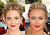 Pictures of Drew Barrymore and Hayden Panettiere Looking Alike at the 2009 Emmys 2009-09-21 12:00:00