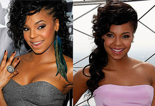 Which Look Do You Prefer on Ashanti?