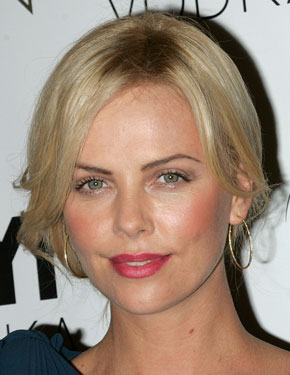 Charlize Theron's Makeup