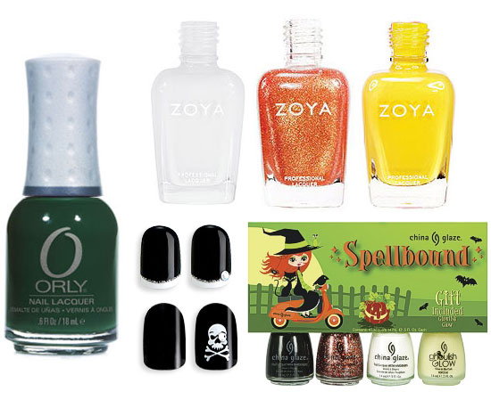BellaSugar's Guide to Halloween Nail Polishes