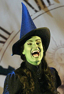 Witchy Makeup Ideas: Wicked's Elphaba