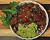 Spicy Tuna Poke With Guacamole