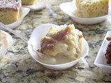 Cuatro Leches Cake