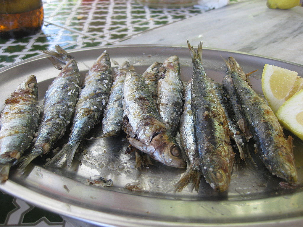 Grilled Spanish Sardines Recipe