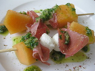 Melon Prosciutto Skewer Recipe