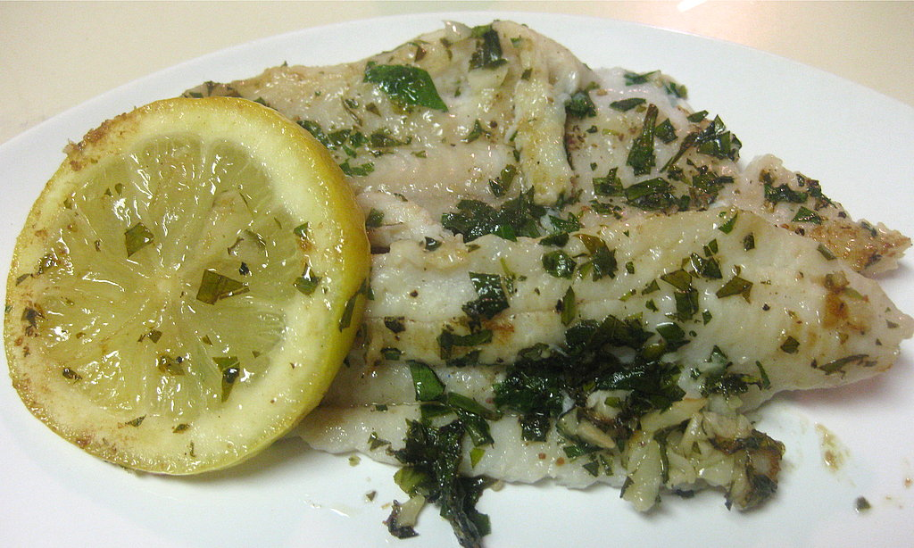 Easy White Wine Sole Recipe 2009-08-20 16:09:59