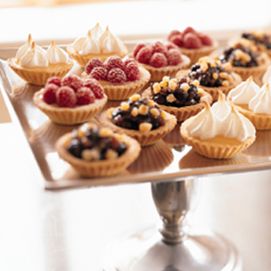 Mini Tartlet Recipe