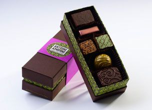 Antoine Amrani Chocolates