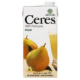 Pear Mimosas