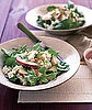 Healthy Barley and Apple Dinner Salad Recipe