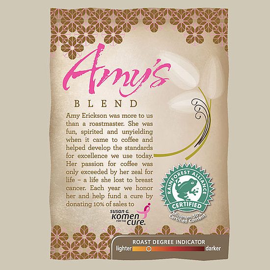 Caribou Coffee Amy&#039;s Blend