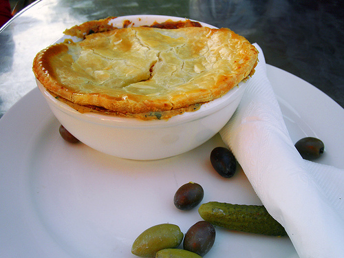 Would You Rather Eat Pot Pie or Shepherd's Pie?