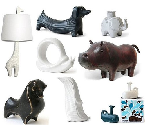Jonathan Adler Shows His Love For Animals in His New Pottery Collection