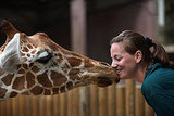Meet This Record Breaking Zoo Babe!