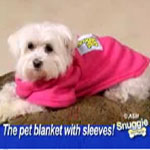 Snuggie For Dogs: Spoiled Sweet or Spoiled Rotten?