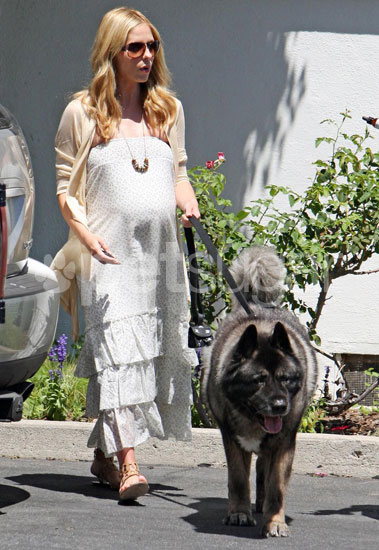 Sarah Michelle Gellar, Tyson, and Pals Take a Walk