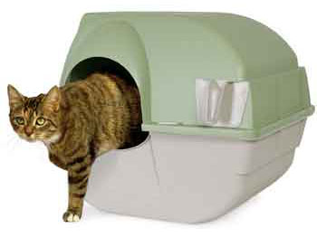 PetSugar Street Team: Roll &#039;n Clean Is the Best Litterbox Ever