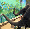 Wild Art: 8 Crafty Animals That Can Paint