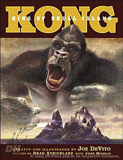 More King Kong Heading Our Way
