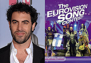 Of Course Sacha Baron Cohen May Head to Eurovision Next!