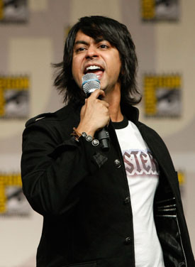 Interview With Vik Sahay, Lester on Chuck