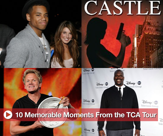 Highlights From Summer 2009 TCA Press Tour