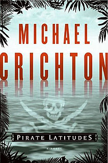 Spielberg Takes on Michael Crichton's Pirate Story