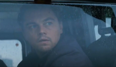 Teaser Trailer of Leonardo DiCaprio in Inception