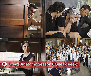 New Photos From the Season Six Premiere of Grey's Anatomy