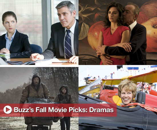 Buzz&#039;s Picks For Fall Movies: Dramas
