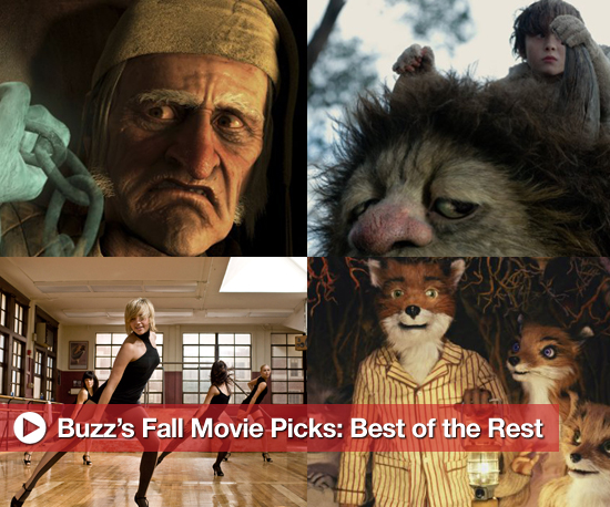 Buzz's Picks For Fall Movies: Best of the Rest