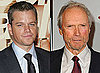 Clint Eastwood and Matt Damon Team Up for Hereafter