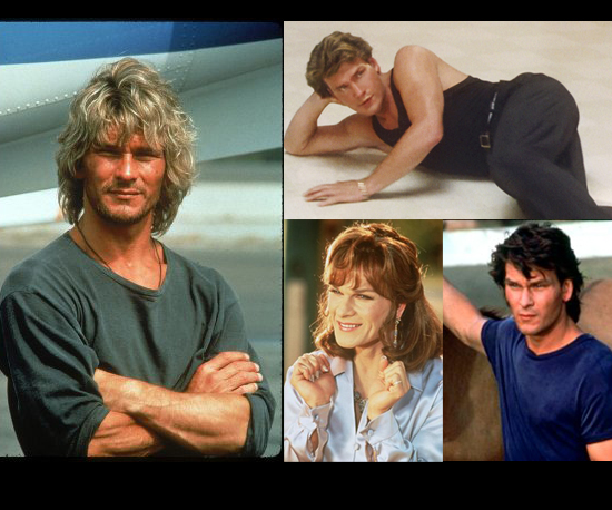What's your favorite Patrick Swayze screen moment?