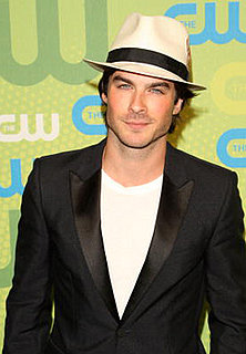 Ian Somerhalder Talks About His Character Damon on The Vampire Diaries and Returning to Lost