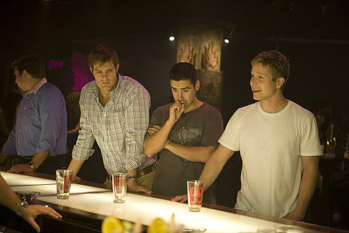 Review of I Hope They Serve Beer in Hell Starring Matt Czuchry