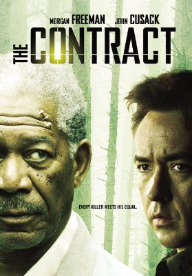 Morgan Freeman and John Cusack, The Contract