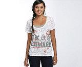 'Team Edward' Boyfriend T-Shirt, $30