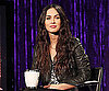 Photo Slide of Megan Fox Doing Interviews in NYC