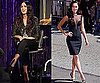 Photos of Megan Fox on Letterman and Fuze