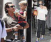 Photos of Gwen Stefani, Gavin Rossdale, Kingston Rossdale in NYC